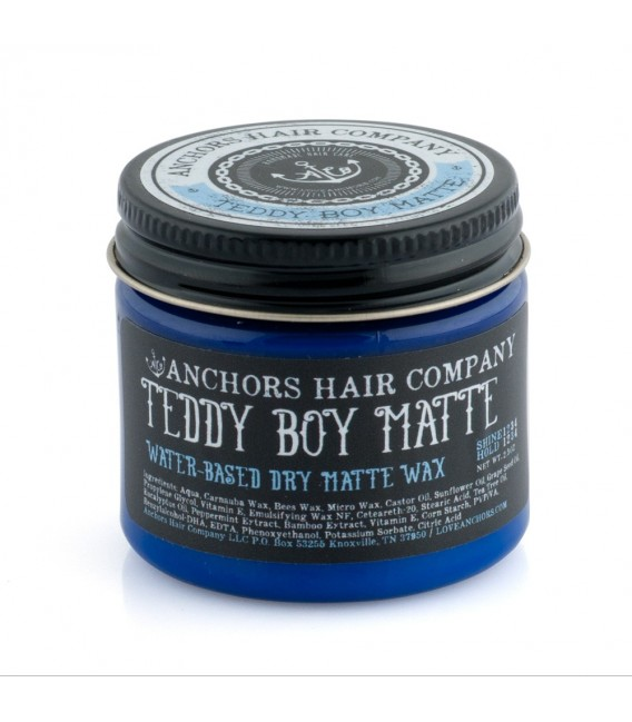 Anchors Hair Company Teddy Boy Matte Wax