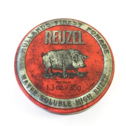 Reuzel High Sheen Pomade (Red) 1.3 oz