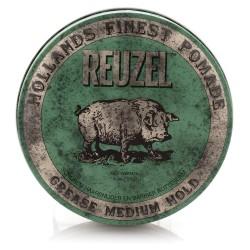 Reuzel Grease Medium Hold (Green) 12 oz