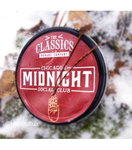 The Classics Pomade Co. Chicago's Midnight Social Club