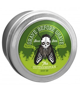 "Fisticuffs Grave Before Shave Beard Balm ""The Outdoorsman Blend"""