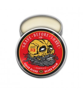 "Fisticuffs Grave Before Shave Beard Balm ""Cigar Blend"""