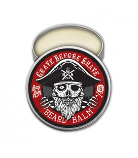 "Fisticuffs Grave Before Shave Beard Balm ""Bay Rum"""