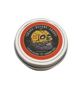 Fisticuffs Cigar Strong Wax