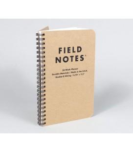 Field Notes 56 недельный планировщик