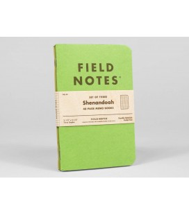 Field Notes Shenandoah