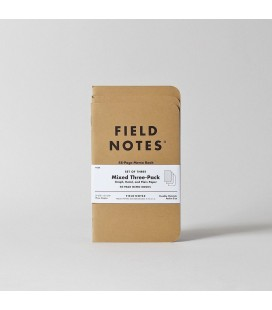 Field Notes Original Kraft (микс)