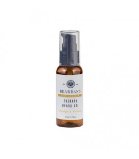 Beardan's Therapy Beard Oil Orange & Vanilla