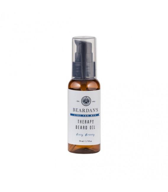 Beardan's Therapy Beard Oil Easy Breezy