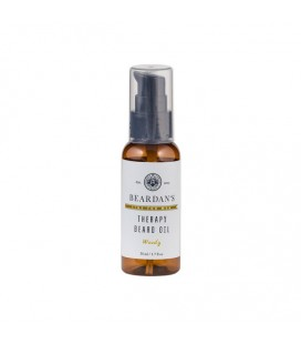 Beardan's Therapy Beard Oil Woody