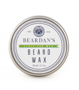 Beardan's Beard Wax Lemongrass 50 ml