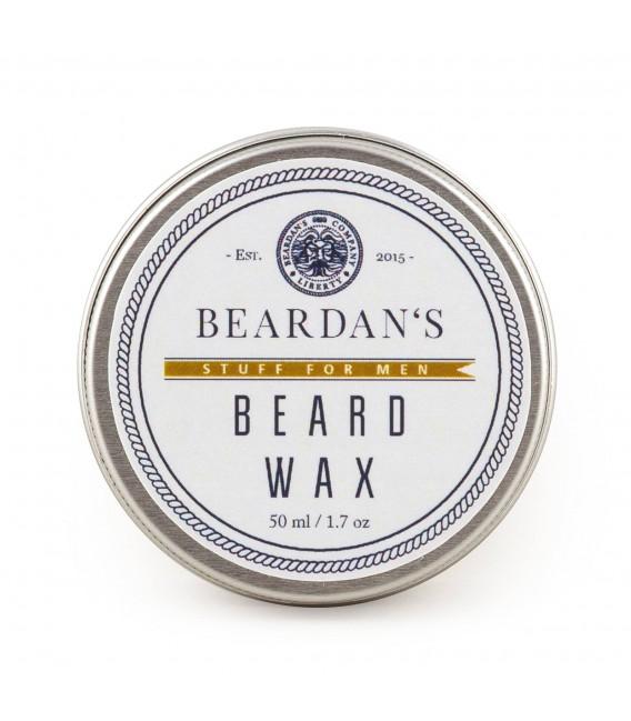 Beardan's Beard Wax Woody 50 ml