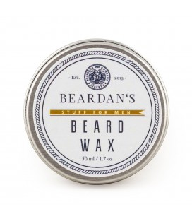 Beardan's Beard Wax Woody 50 ml