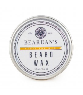 Beardan's Beard Wax Orange 50 ml