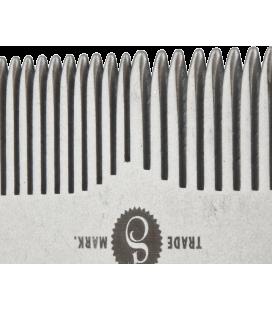 SuaVecito Deluxe Metal Comb