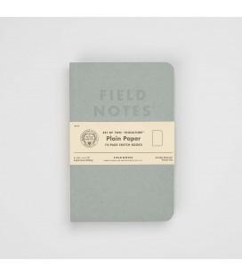 Field Notes Signature (чистый лист)